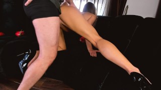 HOT WIFE STRIP SURPRISE